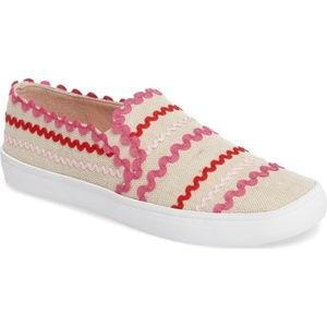 Kate Spade Senza Slip On Sneaker, NWT, Size 8.5